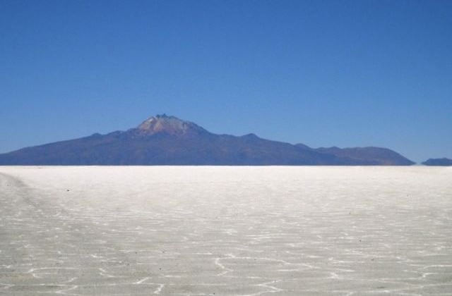 Flat out: Visiting The Bolivian Salt Flats