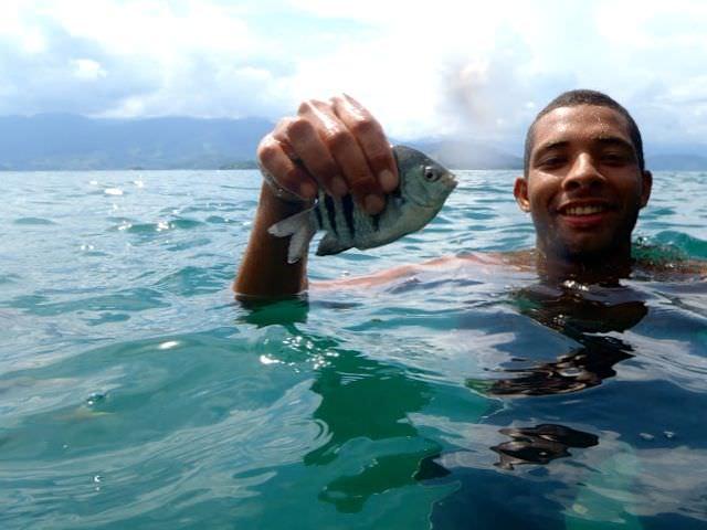 Fishing Brazil Paraty