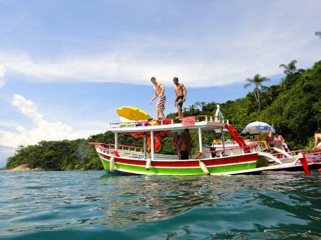 Paraty Brazil Boat