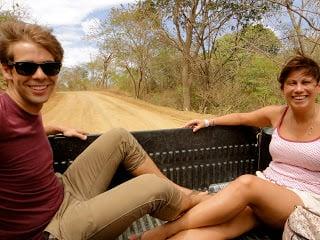 Isla de Ometepe Truck Ride