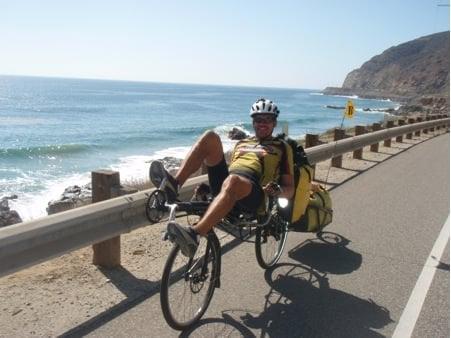 Cycling from Alaska to Patagonia