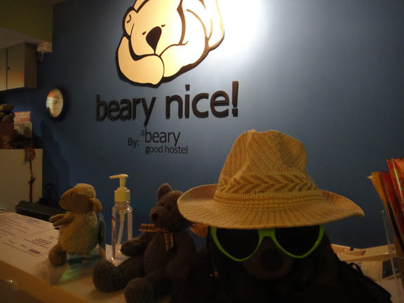 Recommended Beary Nice Hostel Singapore