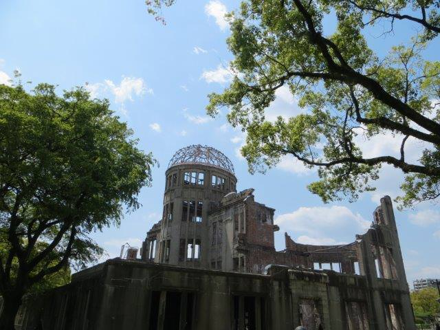 What to do in Hiroshima Atomic Bomb Dome
