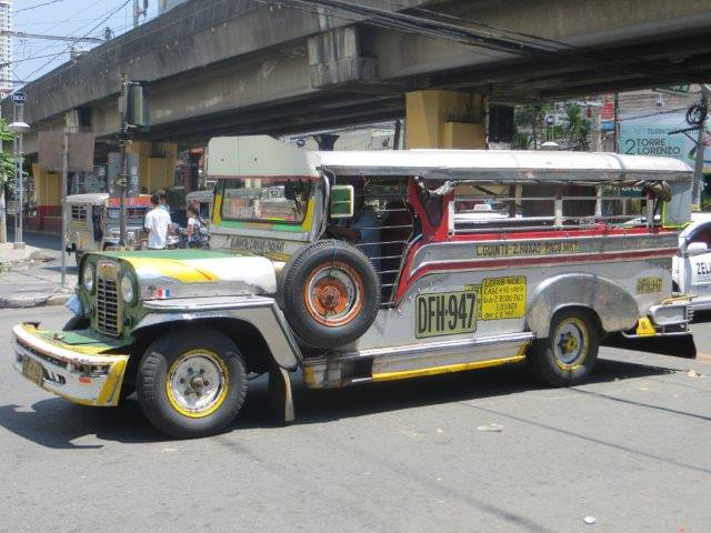 How To Get Around Manila
