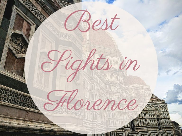 Best Sights in Florence