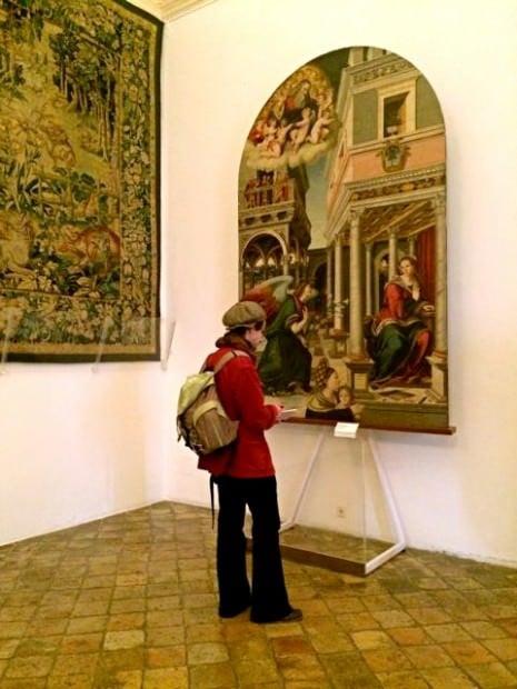 Ducal Palace Art Urbino