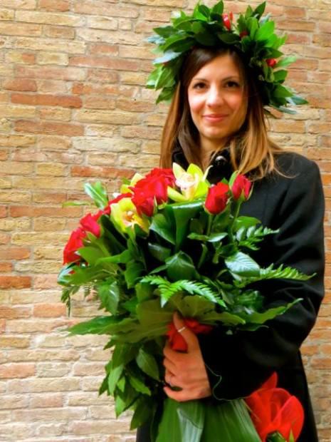 Student graduation Urbino