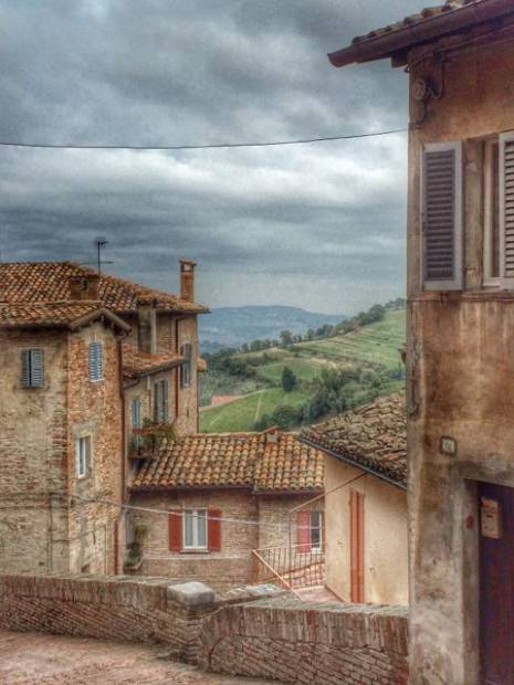 Urbino Views italy