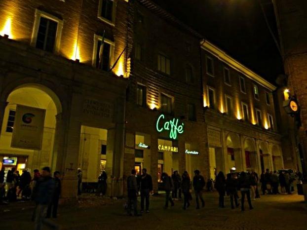 Urbino at Night Italy