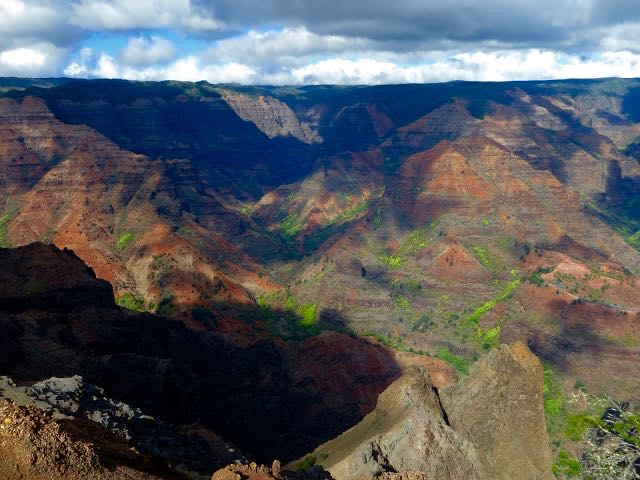 Which Hawaiian Island to Visit - Kauai Waimea Canyon