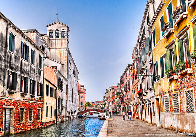Visit the Cannareggio District in one day in Venice