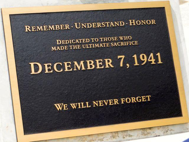 Visit the Pearl Harbor Memorial