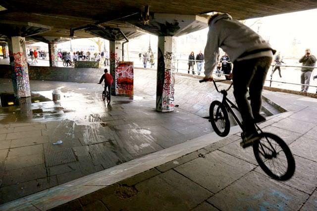 Skate Park London Photoschool
