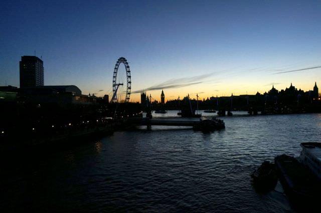 Waterloo Bridge Sunset Photoschool