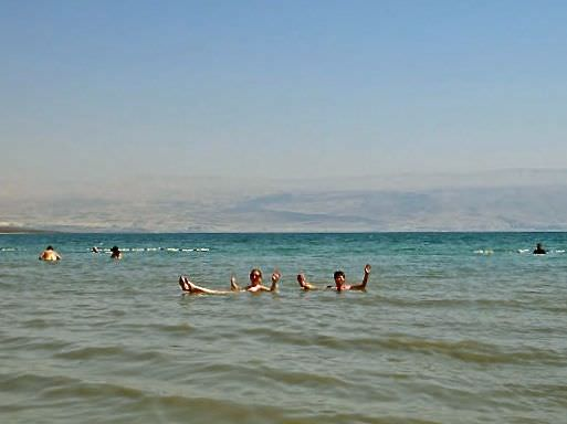 Dead Sea Weirdest Places on Earth