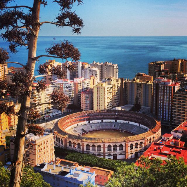 Gibralfaro - what to do in Malaga