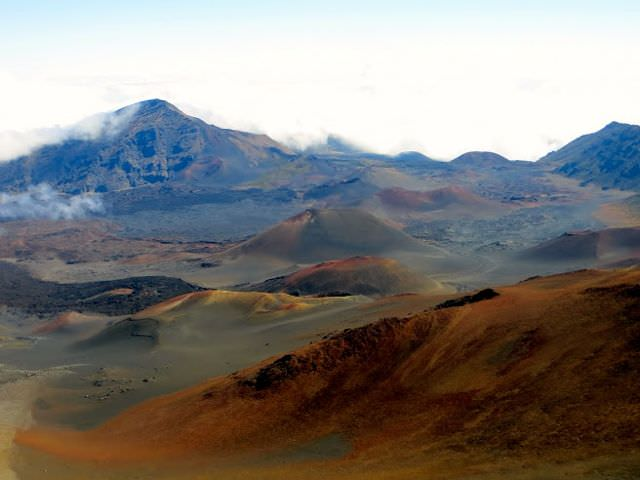 Haleakala National Park Weirdest Places on Earth