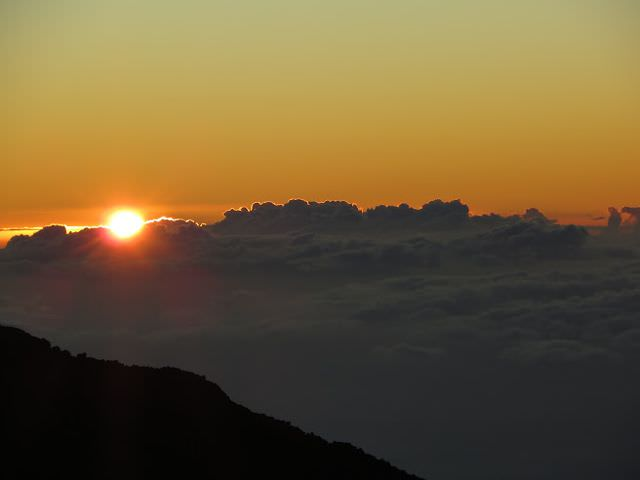 Sunset Haleakala Weirdest Places on Earth