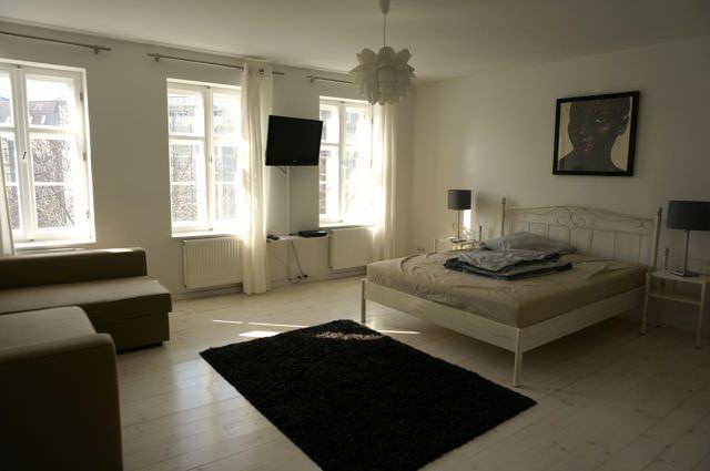 Vacation Rental Bedroom Berlin