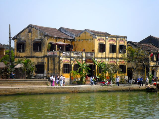Hoi An River Front what to see in vietnam in 2 weeks