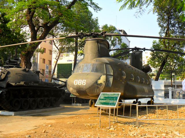 War Remnants Museum what to see in vietnam in 2 weeks