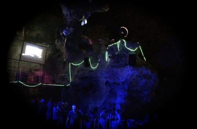 A Rave in A Cave: Disco Ayala in Hotel Las Cuevas, Trinidad, Cuba
