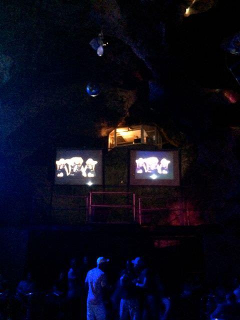 Disco Ayala Hotel Las Cuevas DJ