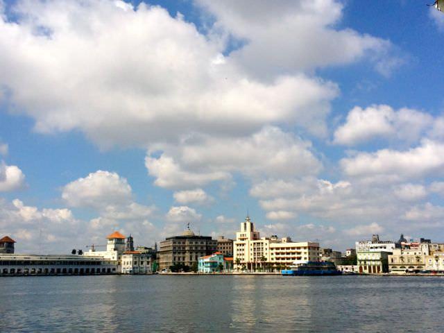 Havana from the Casablanca Lancha Hershey Train