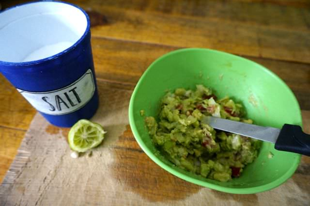 Quick and Easy Guacamole Recipe 9