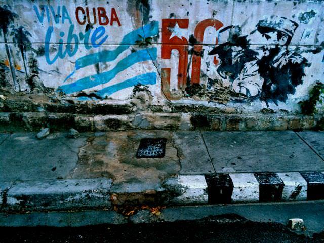 Street Art Varadero Beach