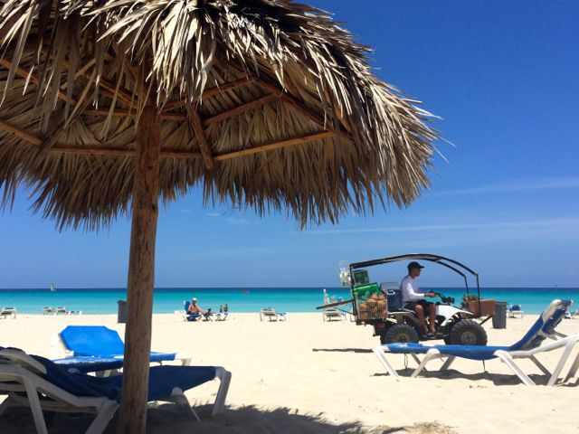 Varadero Beach Resort Cart