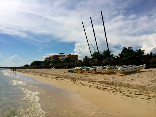 Best beaches in Cuba Playa Ancon 2