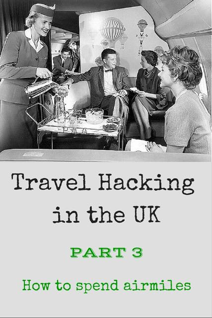 Travel Hacking in the UK 3 Pinterest