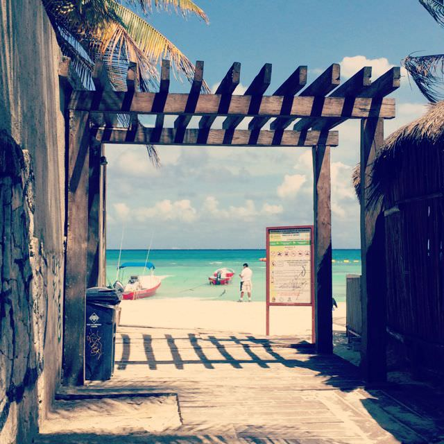 Travel Hacking in the UK Fly for free Playa del Carmen Mexico