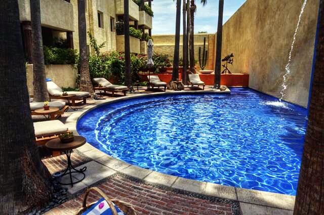 Pool Casa Natalia in San Jose del Cabo