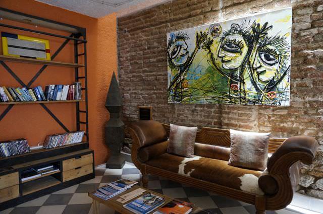 Sofa Casa Natalia in San Jose del Cabo
