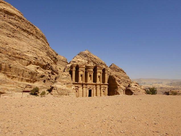 Travel Experiences Petra Jordan
