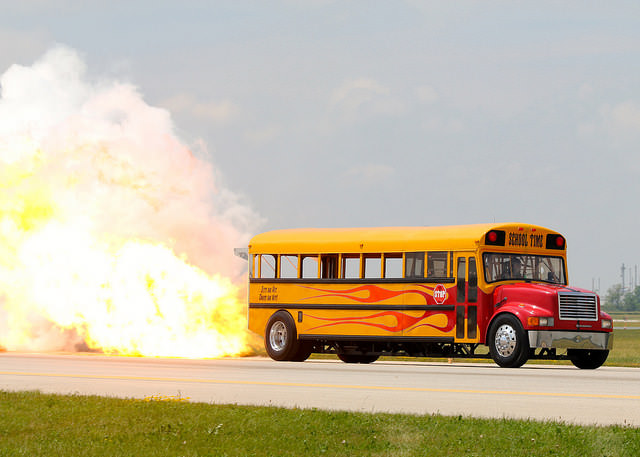 travel stories burning bus brazil
