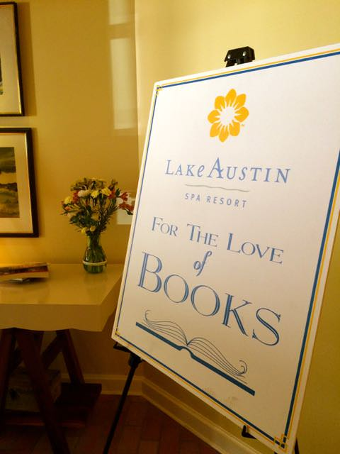 Lake Austin Spa Resort Kickstart Fitness Books