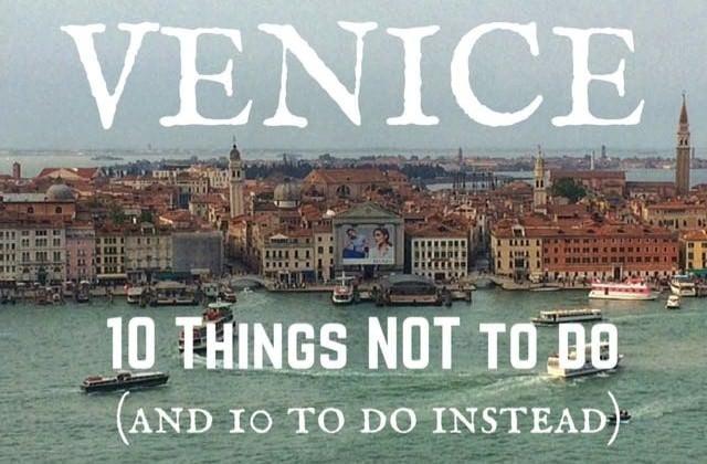 Alternative Venice