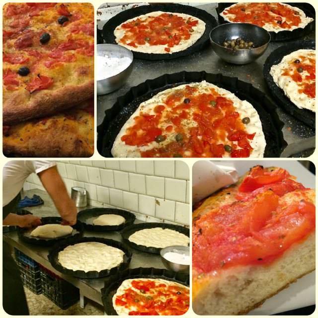 Regional Food in Puglia Focaccia