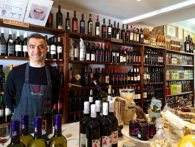 Regional Food in Puglia Primitivo
