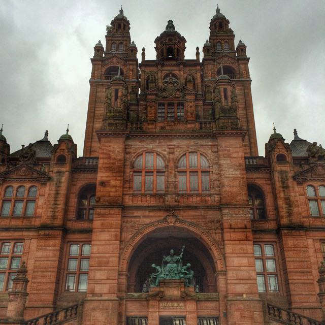 Best things to do in scotland - Kelvingrove Art Gallery