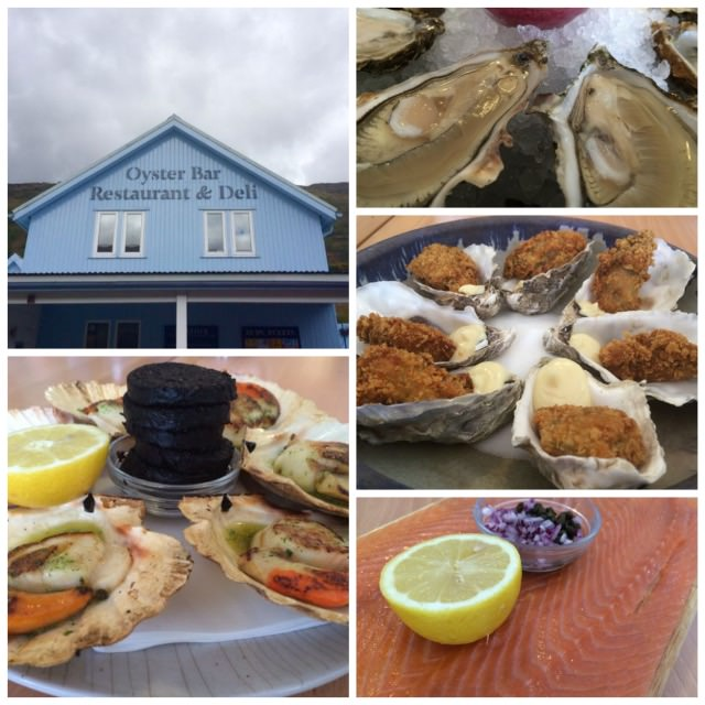 Best things to do in scotland - Loch Fyne seafood
