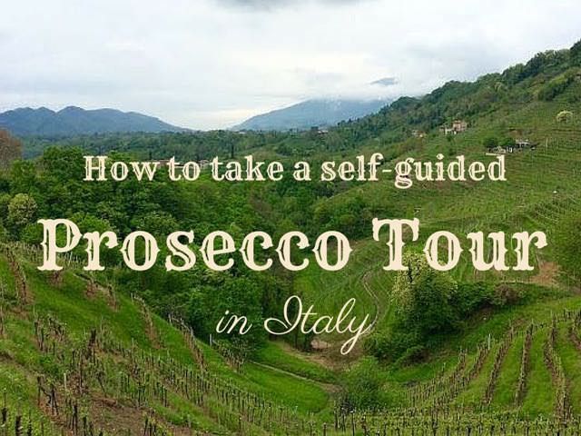 How to Plan your own Prosecco Tour in Italy (for a sip of