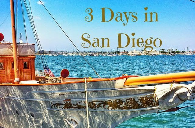 3 Days in San Diego Itinerary - What to See and Do