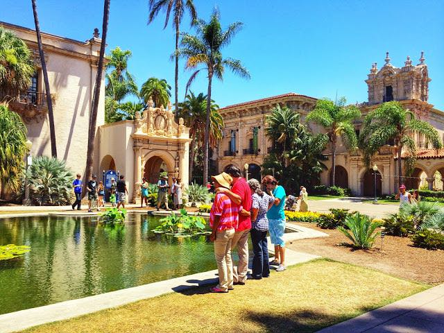 3 days in San Diego itinerary - Balboa Park