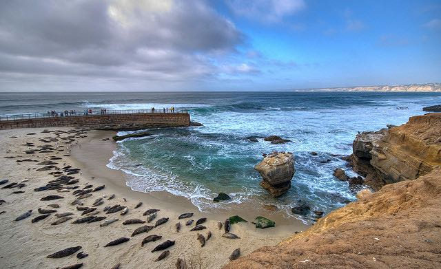 3 days in San Diego itinerary - La Jolla