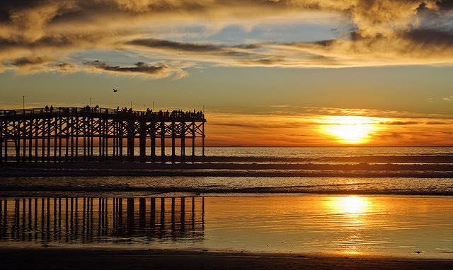 3 days in San Diego itinerary - Pacific Beach