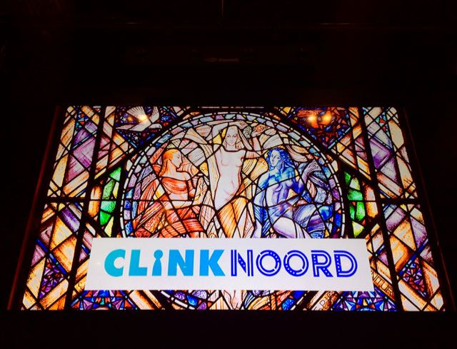 Alternative Amsterdam Noord Clink Noord Stained Glass